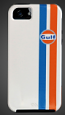Gulf Le Mans Stripes iPhone 5/5S Bumper Hard Case