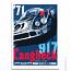 Nicolas Hunziker Porsche 917LH Langheck 1971 Poster