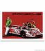 Nicolas Hunziker Porsche Factory Team 1970 Poster