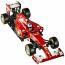 Fernando Alonso Ferrari F14T Hotwheels Diecast