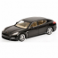 Porsche Panamera Turbo Black 2011 Minichamps 1:43rd Diecast