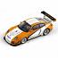 Porsche 997 GT3 Hybrid 2010 Spark 1:18th Diecast Model
