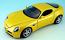 Alfa Romeo 8C Competizione Yellow Bburago 1/18th Diecast Model