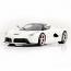 La Ferrari White Bburago 1:18th
