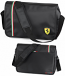 Ferrari Black Shield Messenger-LapTop Bag