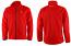 Ferrari Red Shield Fleece Jacket