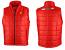 Ferrari Red Shield Padded Vest