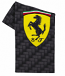 Ferrari Carbon Shield Fleece Blanket