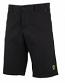 Ferrari Black Classic Race Shorts