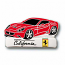Ferrari California Car Pin