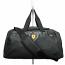 Puma Ferrari Black Team Replica Sports Bag
