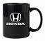 Honda Black Coffee Mug