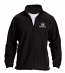 Honda Black Full Zip Fleece Jacket