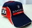 Maserati Trofeo Navy Team Hat