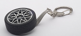 Autoart Lamborghini Gallardo Wheel Keychain