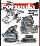 Formula 1 Techincal Analysis 2014-2015 Book