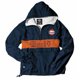 Gulf Racing Navy Waterproof Jacket