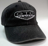 Pontiac GTO Retro Weathered Hat