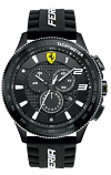 Ferrari Scuderia XX Chronograph Watch Black
