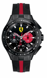 Ferrari Race Day Chronograph - Black/Red