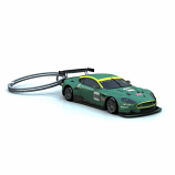 Aston Martin DB09 Race Car Keychain