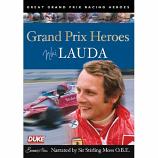 Niki Lauda Grand Prix Heroes DVD
