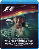 2014 Formula 1 Review Blu Ray