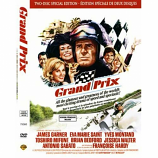 Grand Prix: The Movie DVD