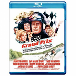 Grand Prix The Movie Blu Ray DVD