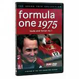 Formula 1 Review 1975 DVD