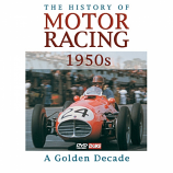 Formula 1 History of Motor Racing 1950's DVD