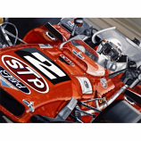 Mario Andretti Indy 500 Signed Lithograph