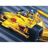 Johnny Rutherford Indy Signed Lithograph