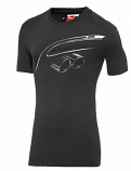 BMW M Puma Statement Black Tee Shirt