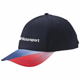 BMW Motorsport Puma Navy Team Hat