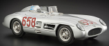 Mercedes Benz 300 SLR Juan Fangio Mille Miglia 1955 CMC 1:18th Model