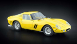 1962 Ferrari 250 GTO Yellow 1:18th CMC