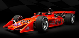 1973 STP Eagle Indy 500 Swede Savage 1:18th Diecast
