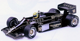 Lotus 97T Ayrton Senna 1985 Minichamps 1:18th