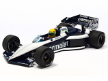 Brabham BMW BT52b Ayrton Senna 1983 Minichamps 1:18th