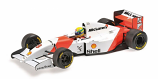 1:18th Mclaren Honda MP4/8 Ayrton Senna 1993