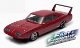 1969 Dodge Charger Daytona Fast and Furious 6 Vin Diesel 1:18th