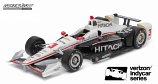 Helio Castroneves Penske Racing #3 Hitachi IndyCar 1:18th