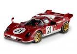 Ferrari 512S Mario Andretti 1970 12hr Sebring #21 Hotwheels Elite 1:18th