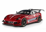 Ferrari 599XX EVO Racing #11 Hotwheels 1:18th Elite