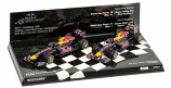 Red Bull Racing RB7 Sebastian Vettel-Mark Webber Champ Set 2011