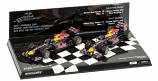 Red Bull Racing RB7 Sebastian Vettel-Mark Webber Champ Set 2011