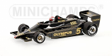 Mario Andretti Lotus Ford 79 World Champ 1:18th