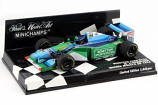 1:43rd Benetton B194 Michael Schumacher 1994