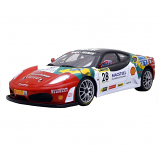 Ferrari F430 Challenge R/C 1/12th Remote Control Model